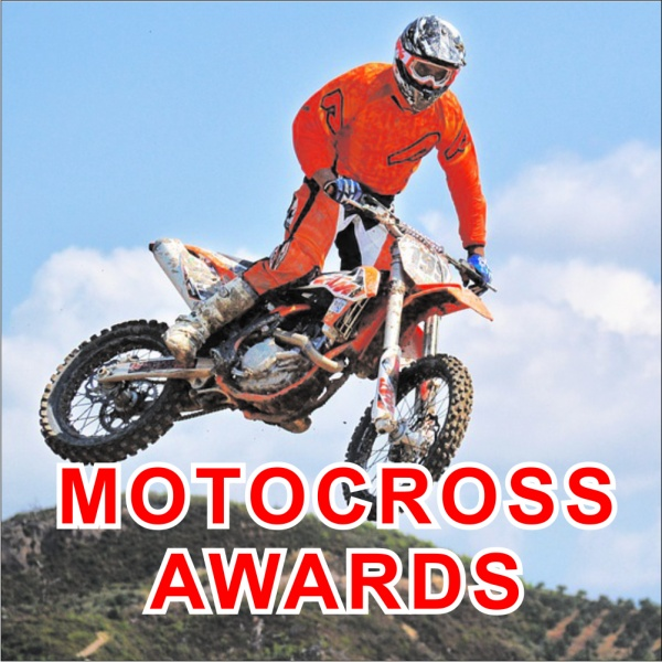 Motocross Trophies, Metals & Awards
