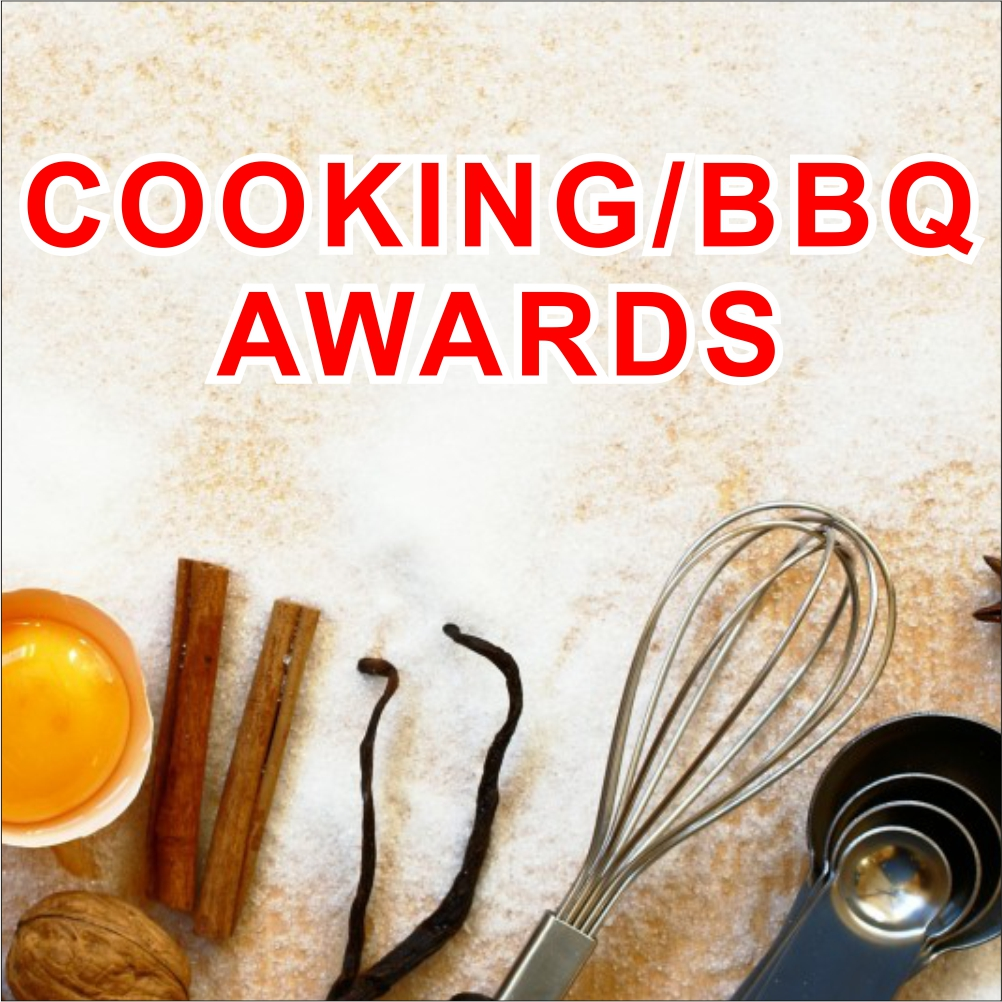 Cooking/BBQ Awards